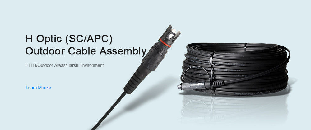 China best Fiber Optic Cable Assemblies on sales