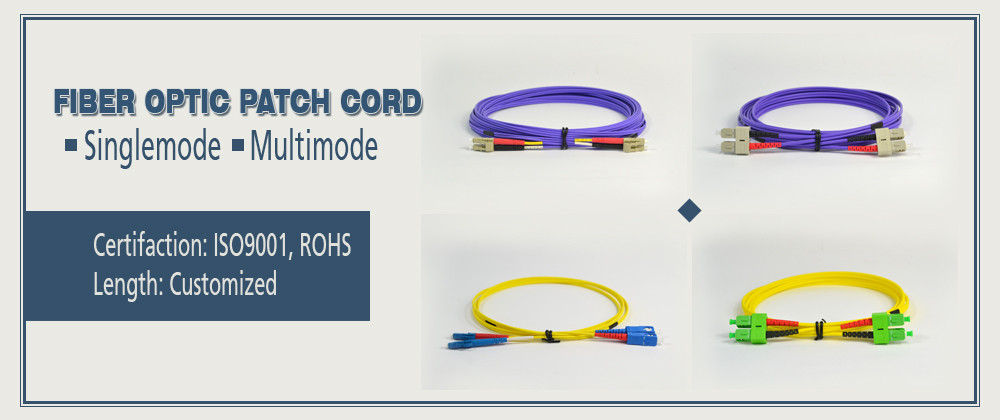 China best Optical Fiber Patch Cord on sales
