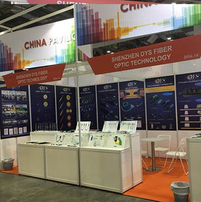 DYS participated the 2018 CommunicAsia In Marina Bay Sands, Singapore 26th-28th, June
