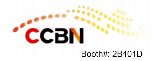 DYS attended China Content Broadcasting Network(CCBN) exhibition.