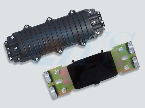 ABS , PC Or PP Fiber Optic Splice Closure For Optical Network