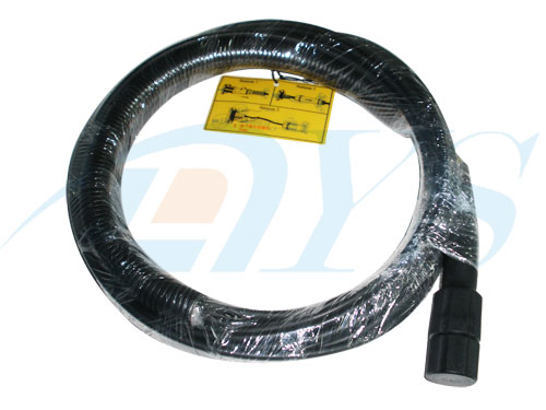 Pulling Eye Pre-terminated Optical Fiber Patch Cord , Multimode Fiber Patch Cable