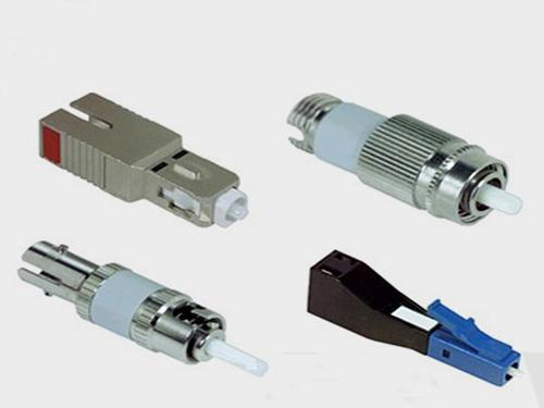 FC Small Fiber Optic Attenuator Metal For Fiber Optic Communication Systems