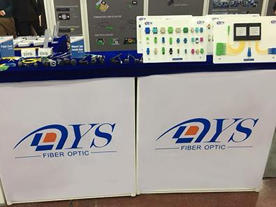 latest company news about DYS have exhibited our products in October 16th-19th, Iran Telecom 2017  2