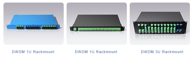 16 Channels Optical WDM Device Filters Mux Demux CWDM 1U Rackmount 8 Channel CWDM MUX