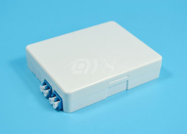 "LC Fiber Optic Terminal Box,2port Mini FTTH box"" Quick Details"