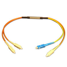 Mode Conditioning 62.5 / 50mm multimode Optical Fiber Patch Cord Compliant With IEEE802.3Z