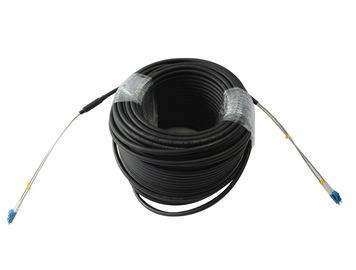 LC-LC Duplex Fiber Optic Cable Outdoor Cable Assembly Patch Cord CPRI-FTTA