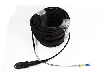 ODLC , PDLC - FTTA Outdoor Fiber Optic Cable Assemblies With RoHS , UL