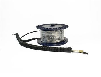 LC-LC Om2 50/125 Dx LSZH Armoured Fiber Optical Patchcord with Pulling Eyes