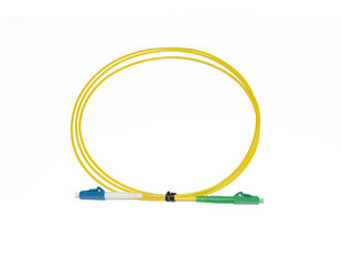 LC APC - LC UPC Sm Sx Fiber Optic Jumper