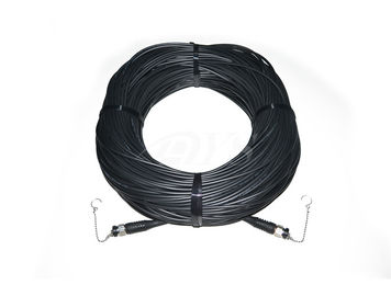 CPRI Cable assembly duplex optical fiber AARC to AARC connector 200M