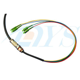 4 - 48 Cores Optical Fiber Patch Cord Single-mode for Trunk Line Connector