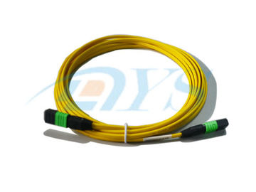 Fiber Ribbon Optical Fiber Patch Cord FTTH Pigtail For CATV Systems