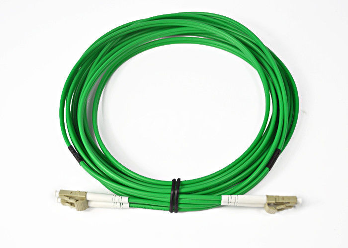 China LC/UPC-LC/UPC Optical Fiber Patch Cord Duplex Multimode supplier