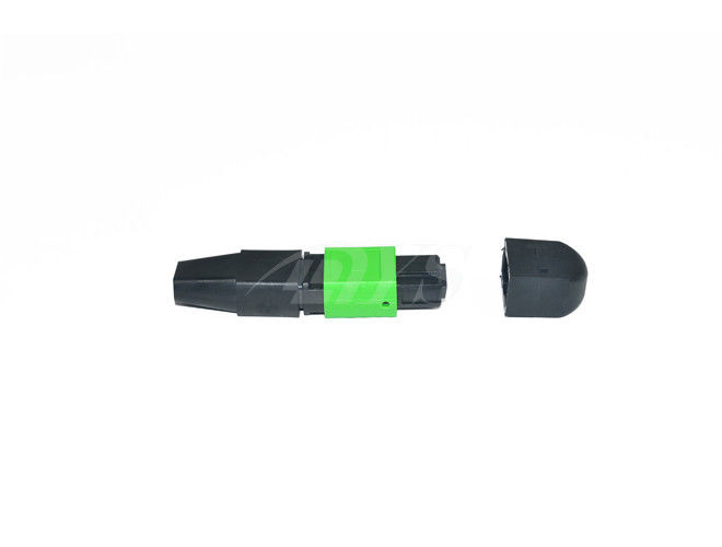 China Single Mode MTP Optical Fiber Connectors For ATM / Optical Access network supplier