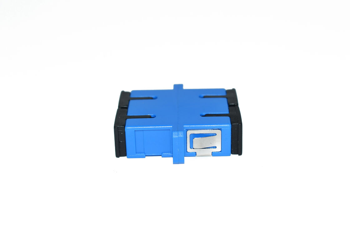 China Singlemde Duplex Fiber Optic Adapter SC / UPC For Home , High Precision supplier