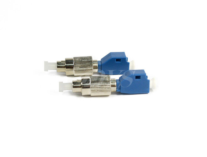 LC-FC Sm-9/125 Hybrid Adapter Fiber Optical Adapter , Fiber To the Home supplier
