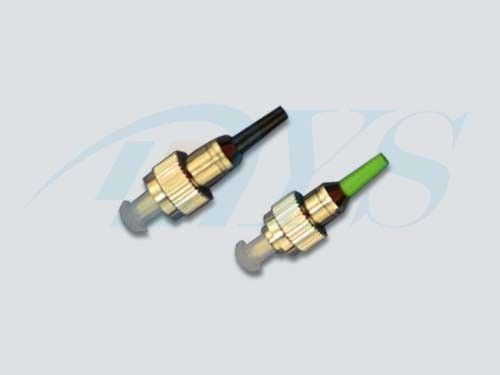 China FC 0.9mm Single Mode Optical Fiber Connectors , Low Insertion Loss Fiber Optic Connector supplier