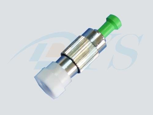 China FC Small Fiber Optic Attenuator Metal For Fiber Optic Communication Systems supplier