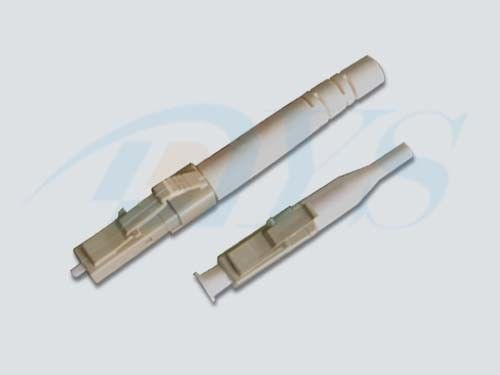 China LC 3.0 Multimode Optical Fiber Connectors Reliable For Optical Test Equipment supplier