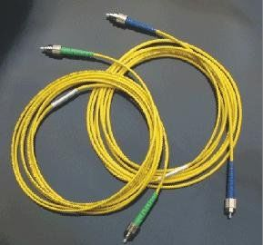 Profession DYS Optical Fiber Patch Cord With FC, SC, ST Type supplier